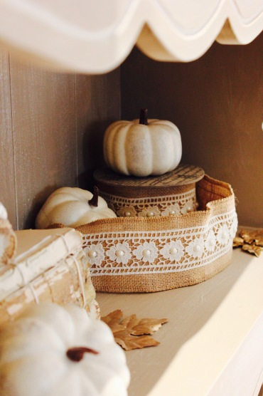 Fall Decoration Details