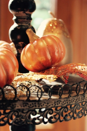 Fall Decoration Details