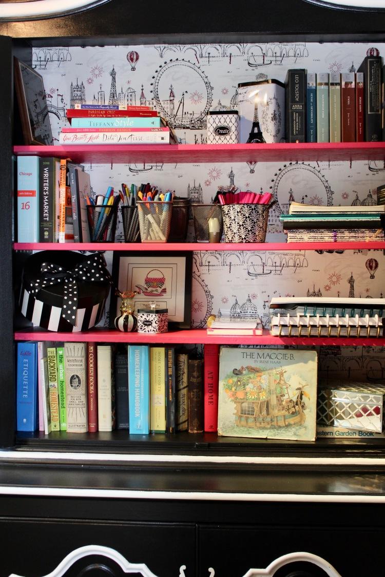 after shelves hutch